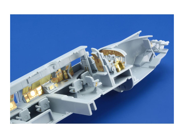 1/72 シャクルトンMR.2 胴体内部パーツセット エアフィックス用