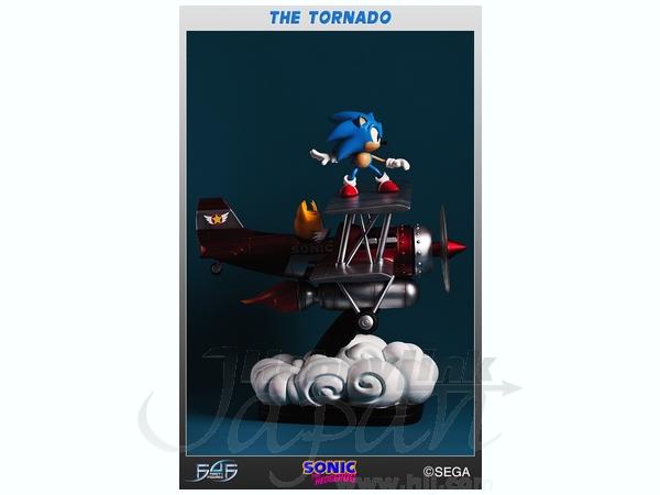 Sonic The Hedgehog Tornado Tornado Sonic The Hedgehog