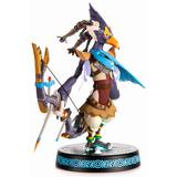 The Legend of Zelda Breath of the Wild Revali 10inch PVC Statue Collector's Edition