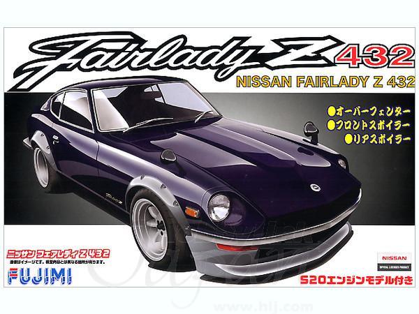Image result for Fujimi Fairlady Z 432