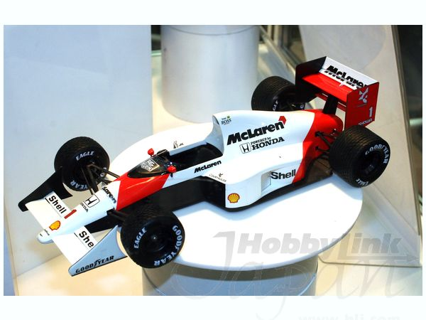 1 20 mclaren honda mp4 5 belgian grand prix by fujimi hobbylink japan. Black Bedroom Furniture Sets. Home Design Ideas