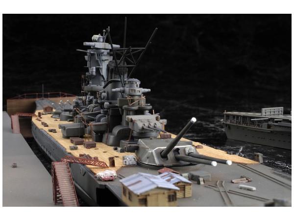 1/700 Yamato & Hosho Equipment 1941/9/20