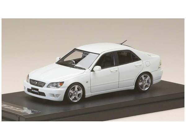 1 43 toyota altezza rs200 super white ii by hobby japan hobbylink rh hlj com Toyota Altezza Rs200 toyota altezza manual book