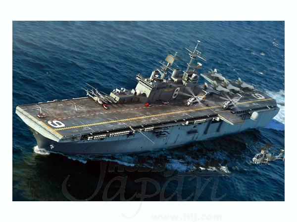 1/700 アメリカ海軍 強襲揚陸艦 ボノム・リシャール LHD-6