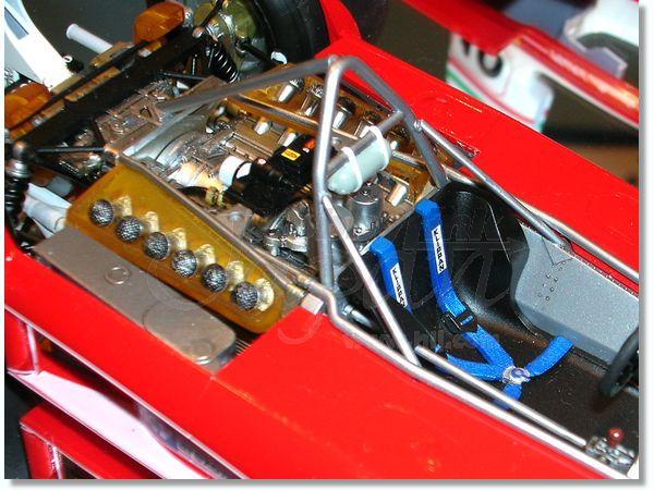 1/20 フェラーリ 312T 1975 モナコ Grand Prix ウィナー