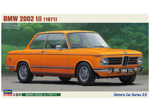1 24 bmw 2002 tii by hasegawa hobbylink japan. Black Bedroom Furniture Sets. Home Design Ideas
