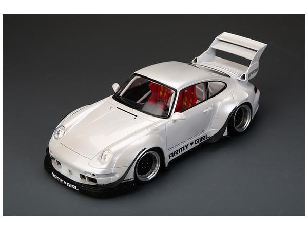 1/24 RWB Porsche 993 Wide Kit For Ver.Army Girl Porsche Kes on porsche 924 interior, porsche carrera 4s, porsche 1960 models, porsche 904 road test, porsche c4s, porsche gt3, porsche gt2 rsr, porsche 2.7 rs engine, porsche cayman,