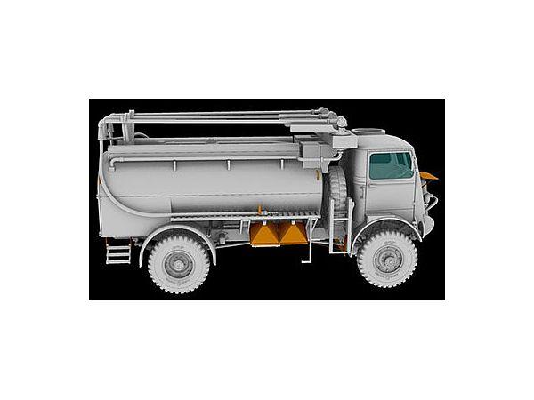 1/35 英・ベッドフォード QL3トン 4輪駆動給油トラック by IBG ...