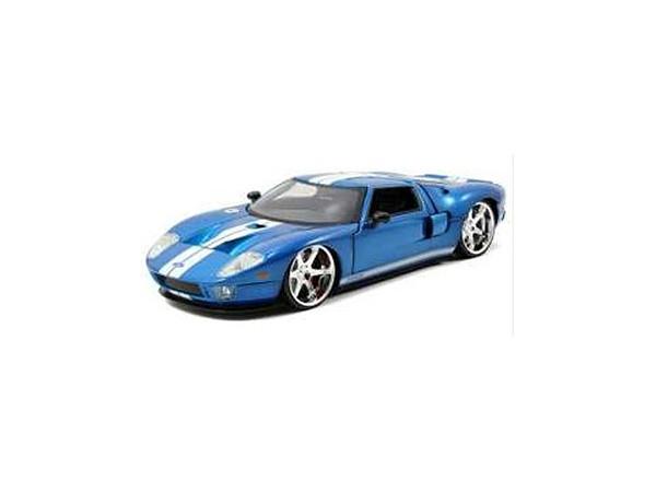Wild Speed Mega Max Fast Fiv Ford Gt