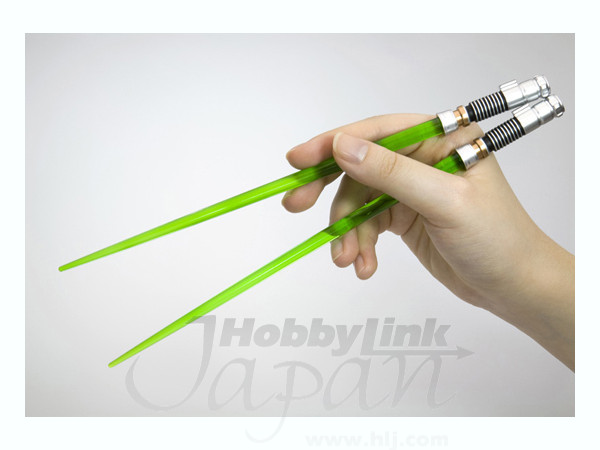 Lightsaber chopsticks luke skywalker episode 6 by - Comment tenir des baguettes chinoises ...