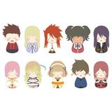 FUKUBUKU COLLECTION Tales of Series Suyasuya Trading Mascot: 1Box (10pcs)