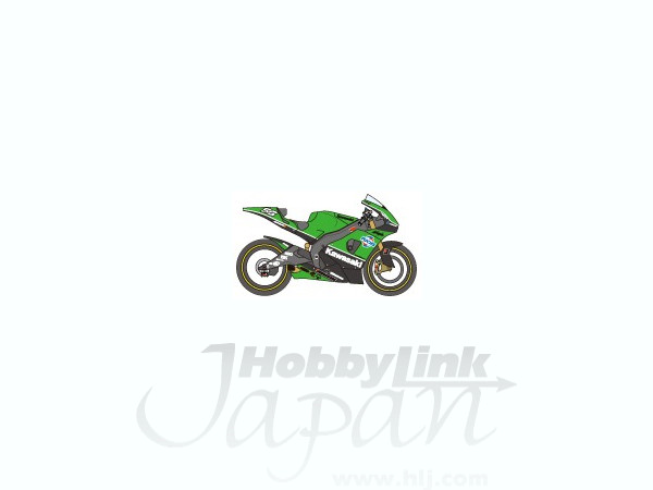 1/12 Kawasaki 2004 ZX-RR #56/#66 Conversion Kit by K's