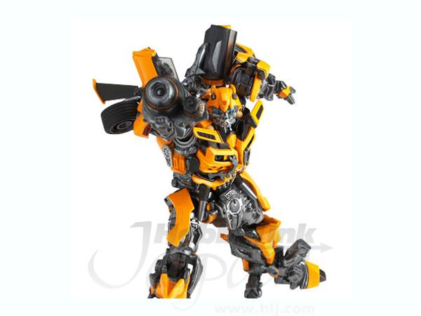 Sci Fi Transformer : Sci fi revoltech transformers bumblebee by kaiyodo