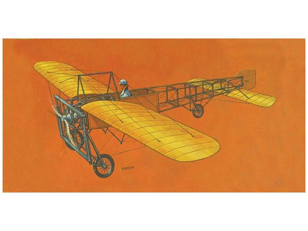 1/48 1910年 ブレリオ単葉機 48ピースパズル付
