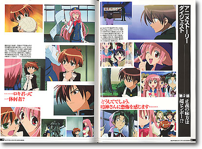 JAPAN TV Animation Elemental Gelade Starter Book