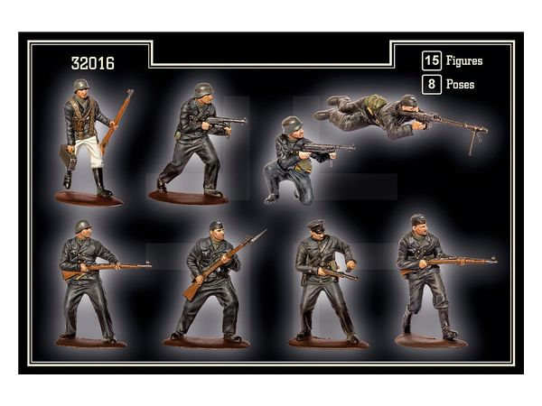 1/32 WW.II ドイツ海軍 歩兵 (15...
