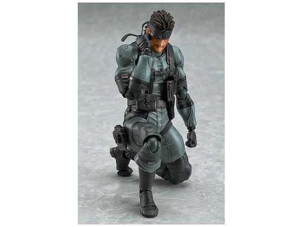 figma Solid Snake: MGS2 ver. (PVC Figure)