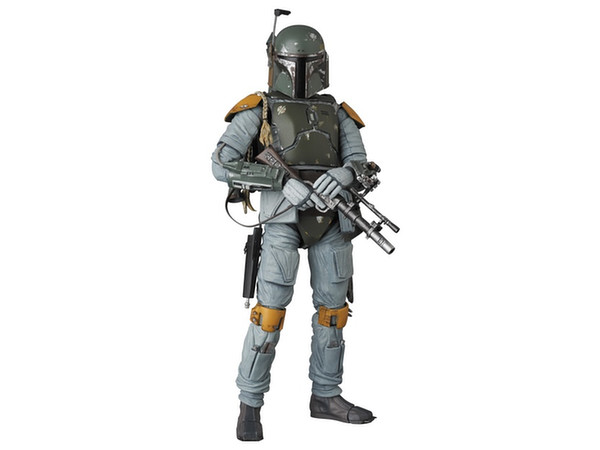 mafex star wars boba fett by medicom hobbylink japan. Black Bedroom Furniture Sets. Home Design Ideas