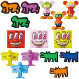 MINI VCD KEITH HARING #2 1Box 15pcs