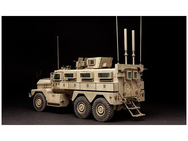 1 35 us cougar 6x6 mrap vehicle by meng hobbylink japan