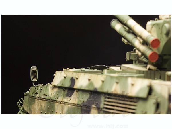 1/35 ロシア BMPT火力支援戦車