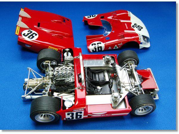 Scale Model Car Parts