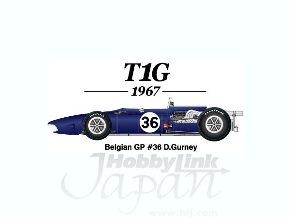 1/20 イーグル T1G 1967 ベルギ...