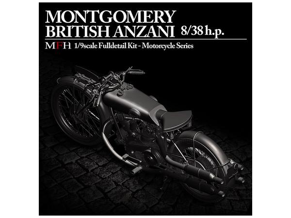 1/9 Montgomery British Anzani 8/38h.p ...