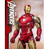 1/9 Iron Man Mark-85 Action Figure Deluxe Pack