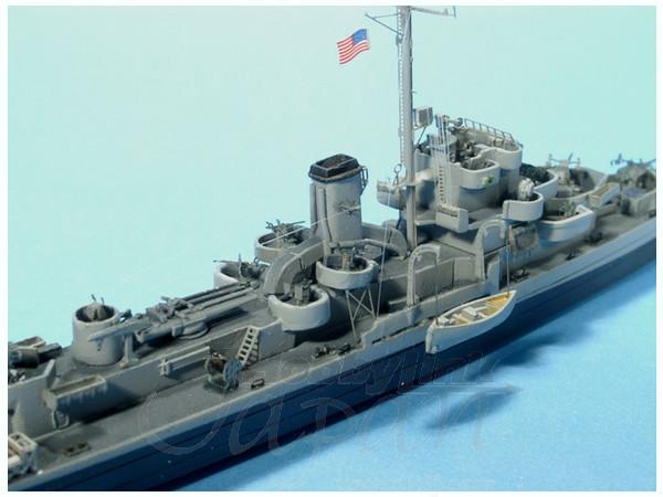 1/700 アメリカ海軍護衛駆逐艦 D...