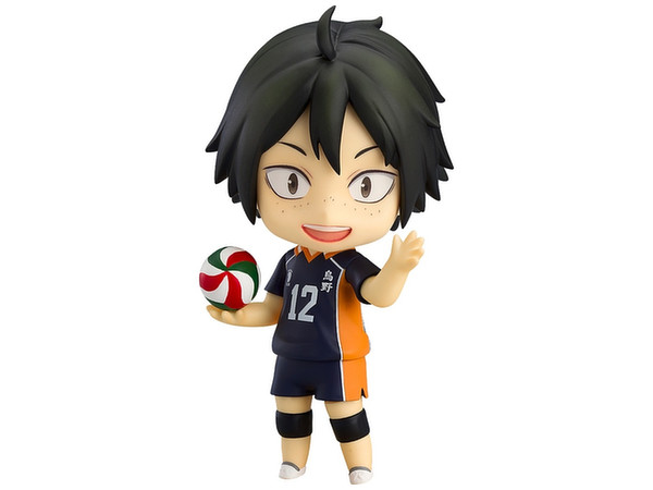 Jersey Ver With The Best Service Bright Orange Rouge Nendoroid Tobio Kageyama