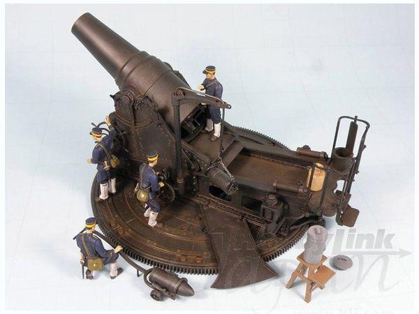 1/35 日本陸軍 28cm榴弾砲 完成...