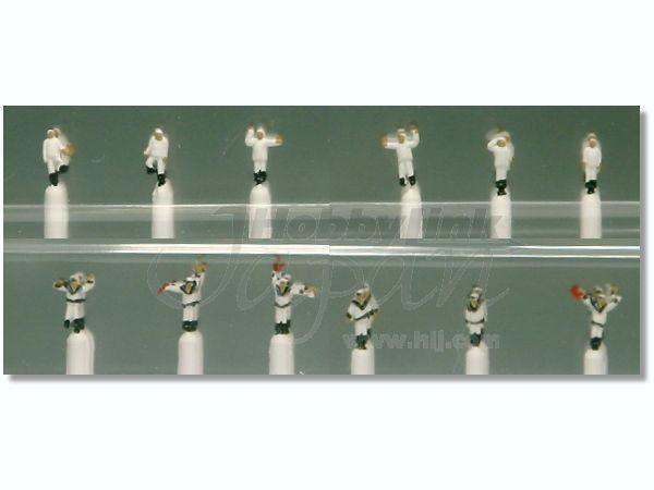 1/350 日本海軍艦船搭乗員セット...