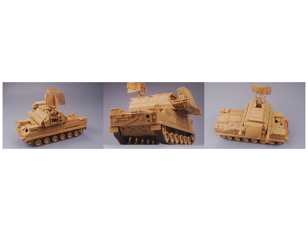1/35 Russian 9K330 TOR-M1 Missile System