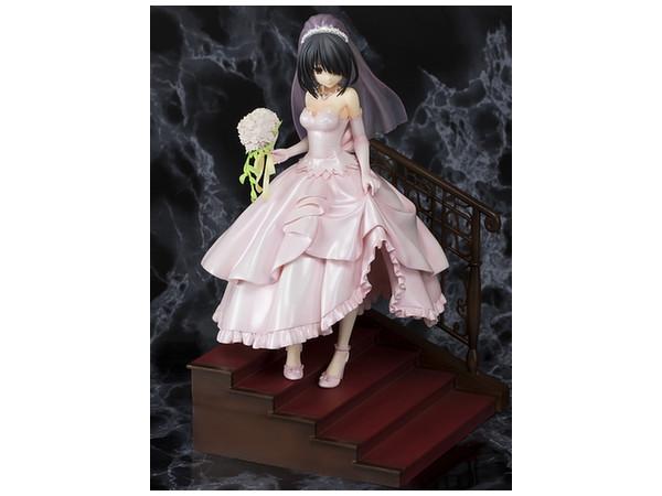 1 7 Date A Live Kurumi Tokisaki Wedding Ver