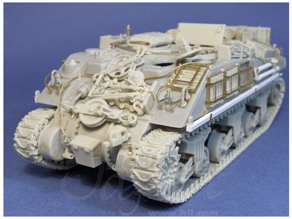 1/35 シャーマン ARV 装甲回収車Mk I (改造キット) by Resicast ...