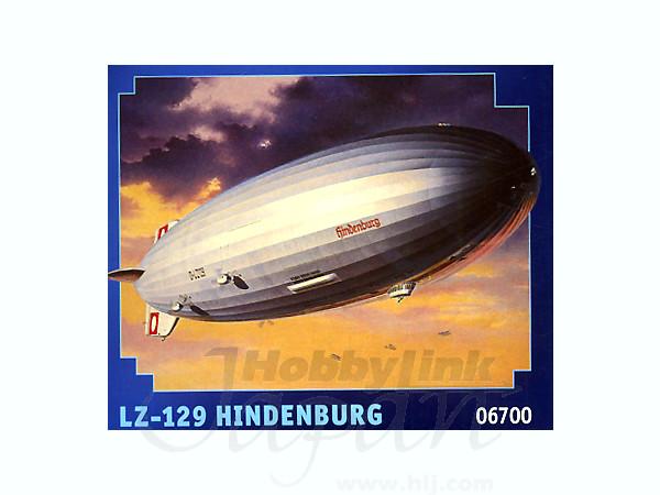 飛行船LZ 129ヒンデンブルク by レベル | ホビーリンク・ジャパン!
