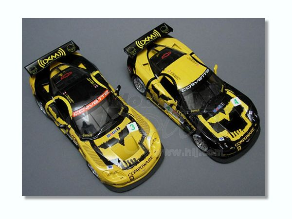 1/25 Bad Boyz Logo Decal Sheet for Corvette C6-R Builde by ...
