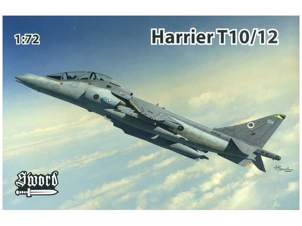 1/72 ハリアーT.Mk.10, 12 by ソ...