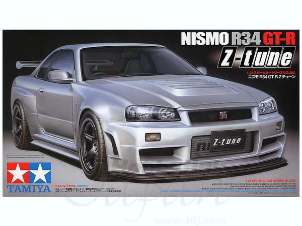 1/24 Nismo R34 Skyline GT-R Z-Tune by Tamiya | HobbyLink Japan