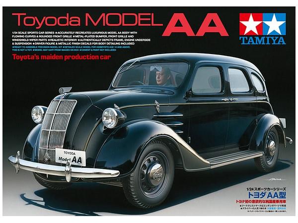 1 24 Toyoda Model Aa By Tamiya Hobbylink Japan