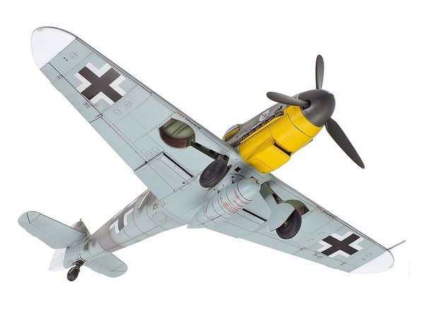1/72 WB.90 メッサーシュミット Bf109 G-6 by タミヤ | ホビーリンク ...
