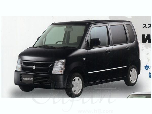 K Car Owners Club Infrared Rc Car Suzuki Wagon R Black By Taito
