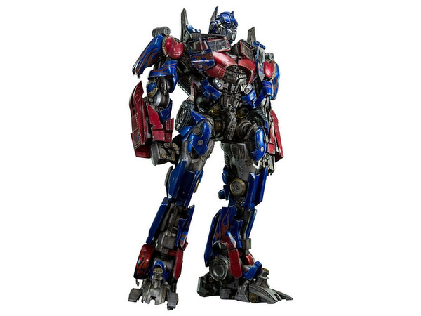 Transformers Dark of the Moon: Optimus Prime by Three A ...