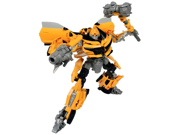 Transformers The Movie Best Mb 18 Warhammer Bumblebee By Takara Tomy