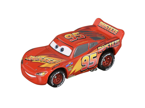 cars tomica c 16 lightning mcqueen cars 3 intro type by takara