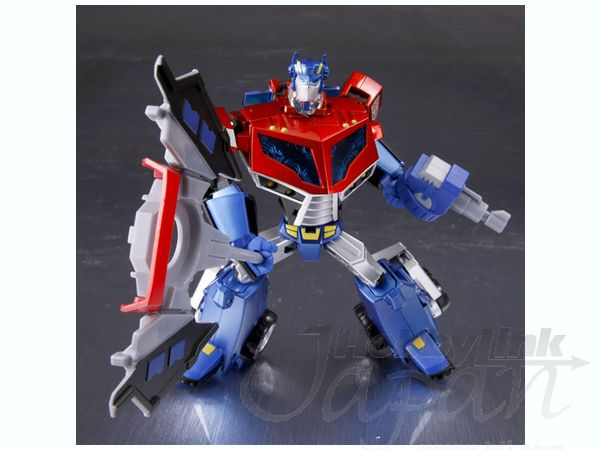 Transformers animated optimus prime vs megatron by takara - Transformers cartoon optimus prime vs megatron ...