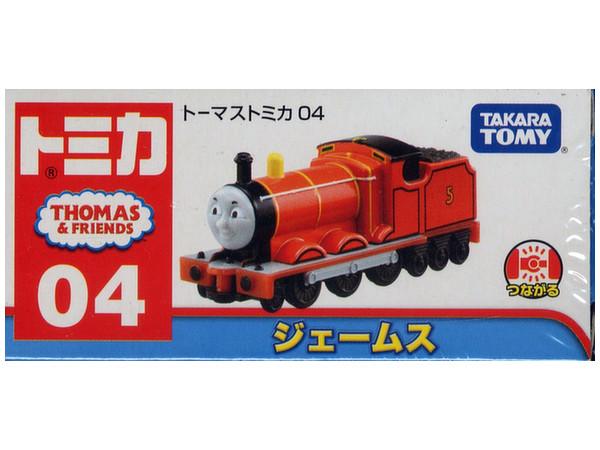 Thomas Tomica 04 James