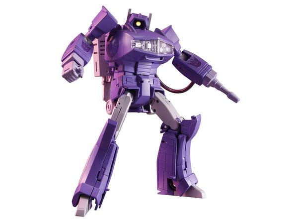 Transformers, robots Painted Foot Covers for Transformers MP-29 Masterpiece Shockwave Laserwave Speelgoed en spellen