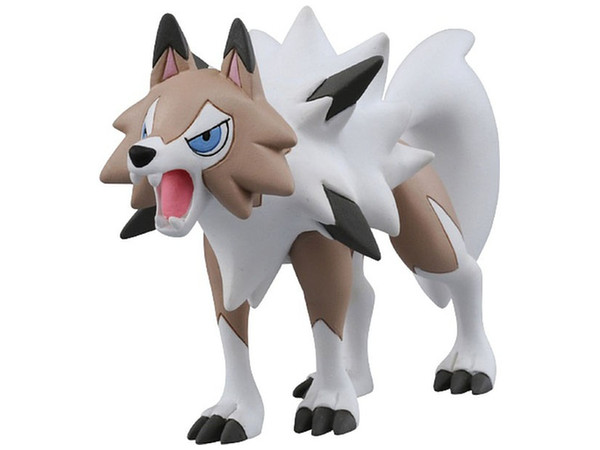 Moncolle EX ESP_08 Lycanroc (Midday Form) by Takara Tomy ...